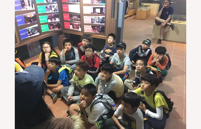 Britist International School Hanoi - Cuc Phuong trip
