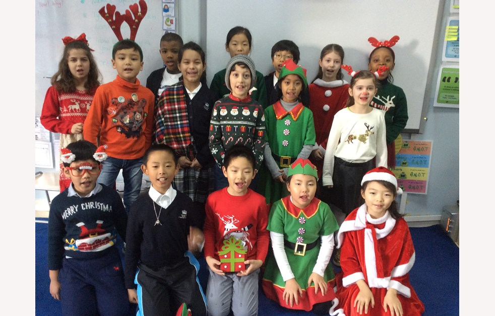 Primary Christmas Dress Up Day (3)