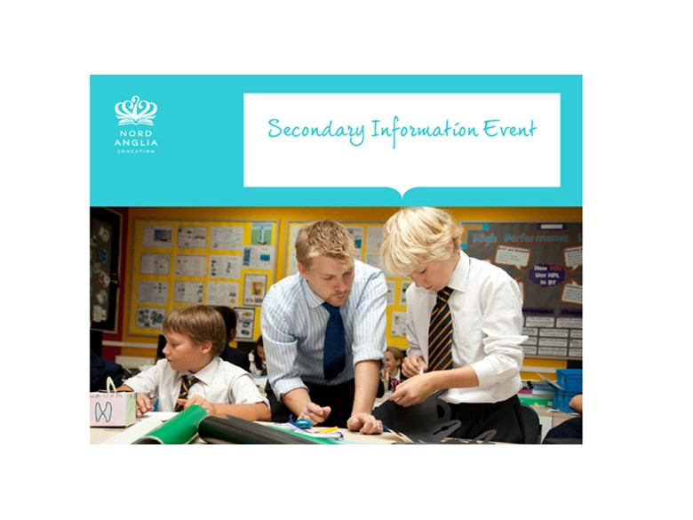 Secondary Info event 2015 cover web