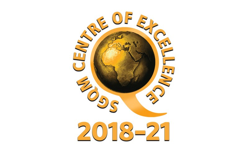 SGQM Centre of Excellence Logo