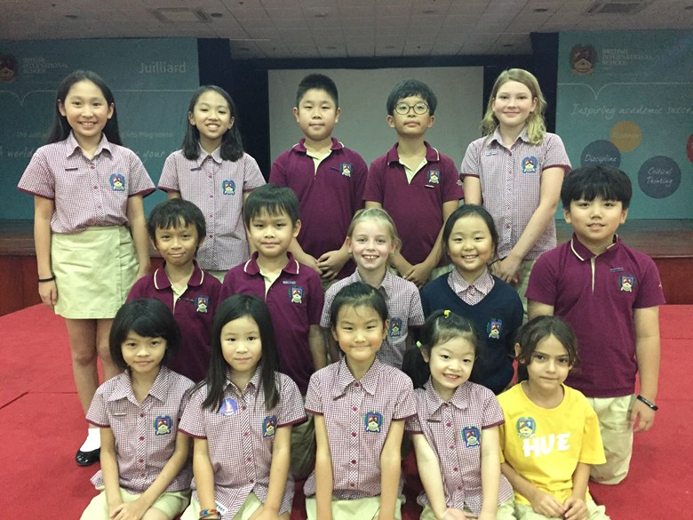 British International School Hanoi - PSC