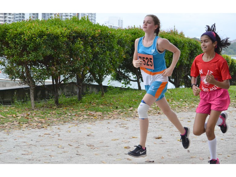 DCIS Under Under 14 ACSIS Cross Country