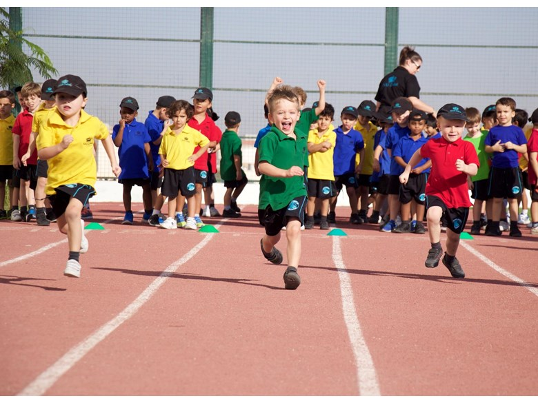 Reception Sports Day 06