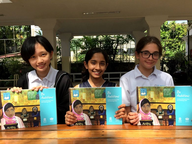Nord Anglia Creative Writing Competition Winners 2016
