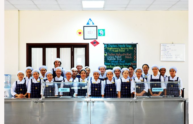 Image of Canteen Staff