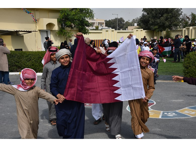 International Parade - Qatar