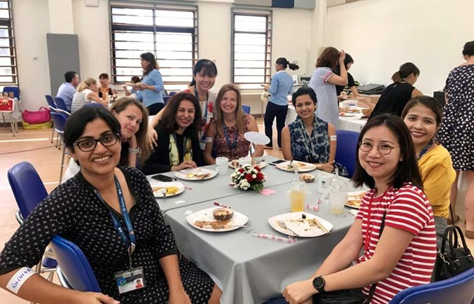 PTG Parent Lunch