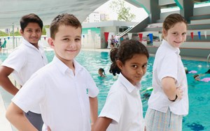 Dover Court International School Singapore Dover Fins March 2019