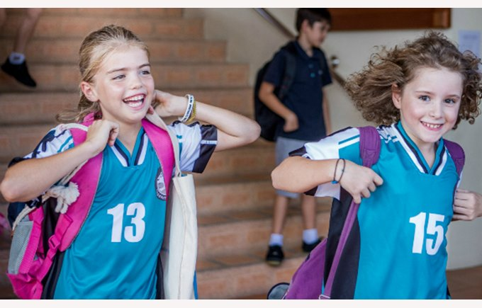 Regents International School Pattaya | Primary School Students