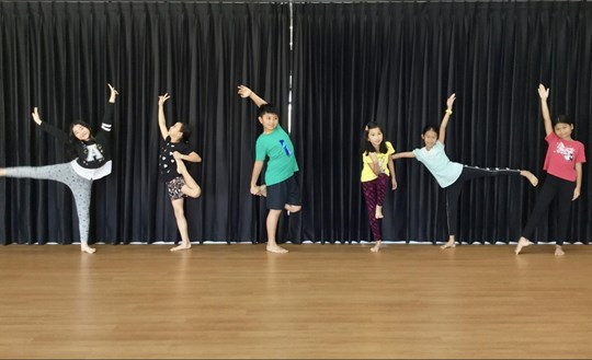 Dance at Northbridge International School Cambodia
