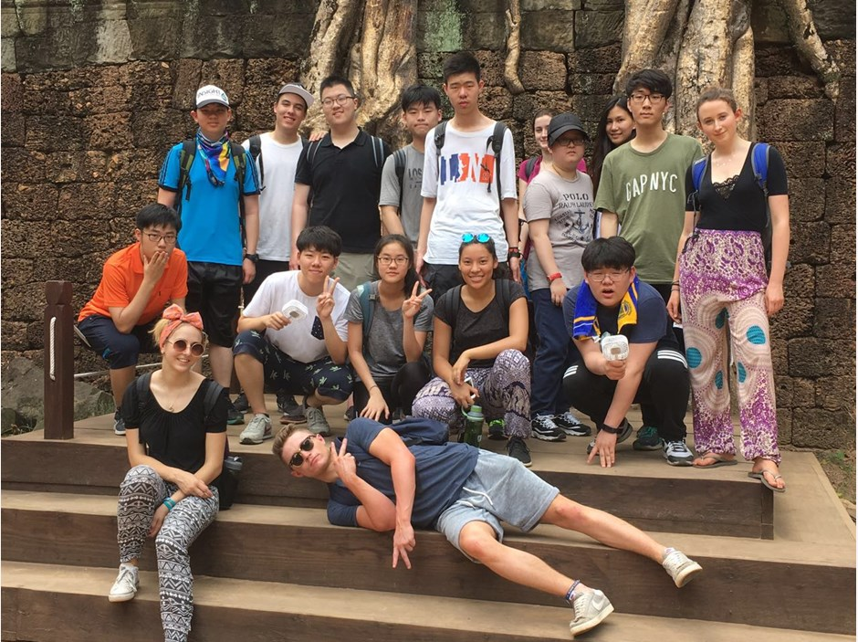 Year 12 Trip to Cambodia