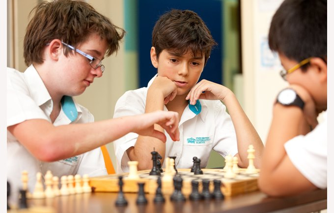Key Stage 3 Chess Club