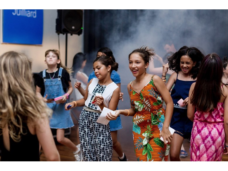 Dover Court International School Year 6 Disco 2019
