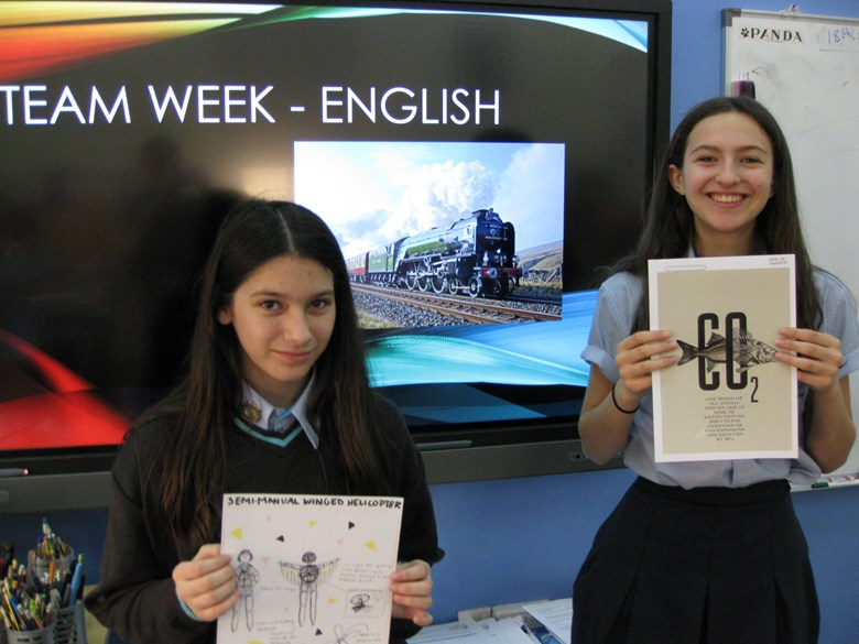 STEAM Week Rayyan English 2018