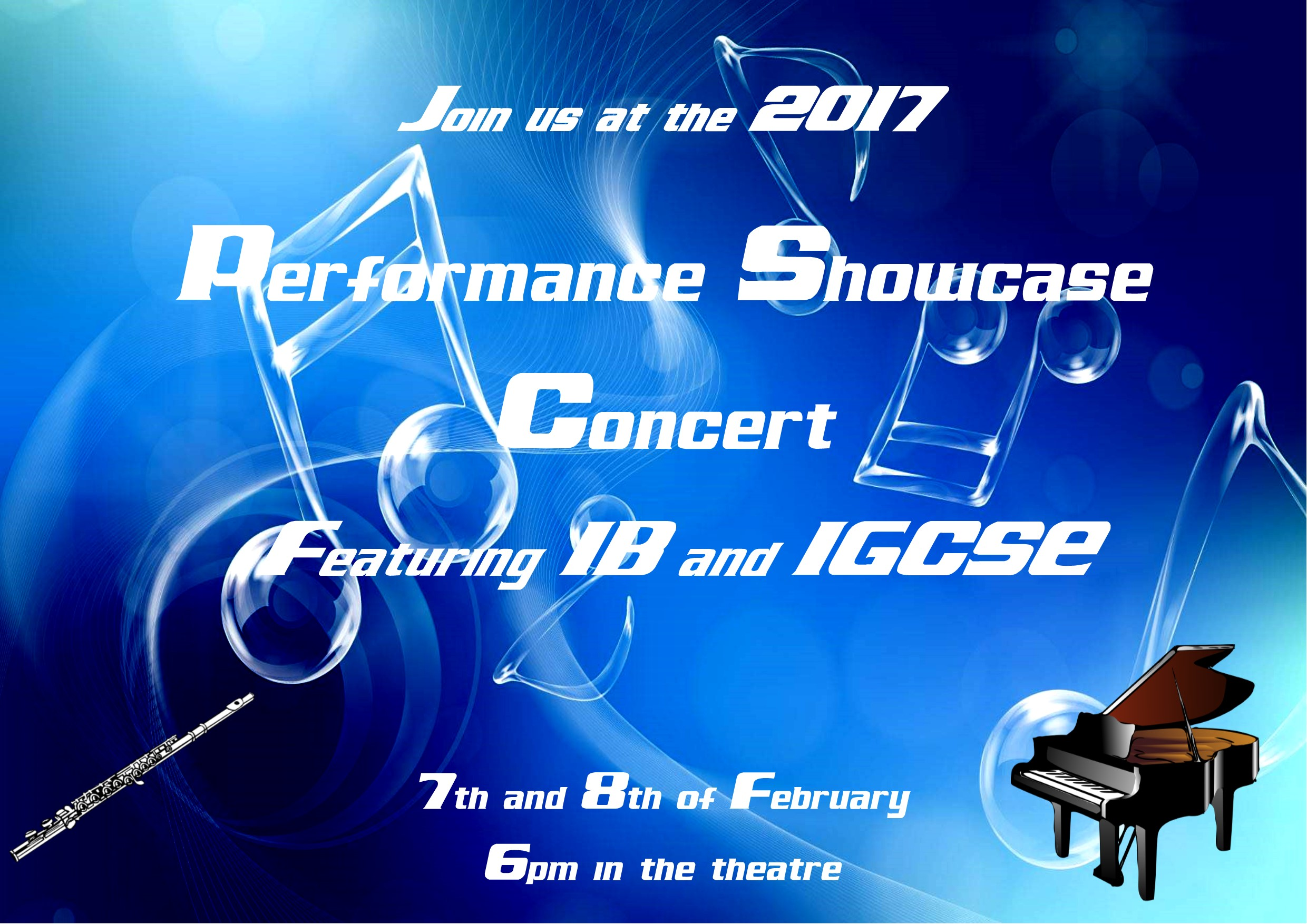 IB / IGCSE Performance Showcase Concert BIS HCMC