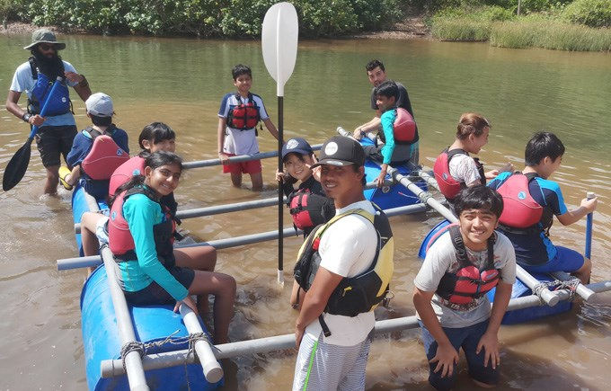 Year 8 and 9 Tioman Residential Trip