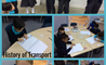 Year 2 learn about the history of transport