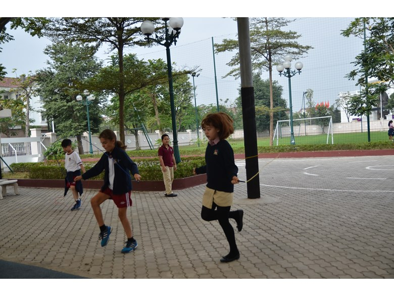 British International School Hanoi - Keep Healthy, Stay Safe