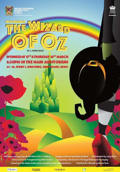 The Wizard of Oz at BVIS