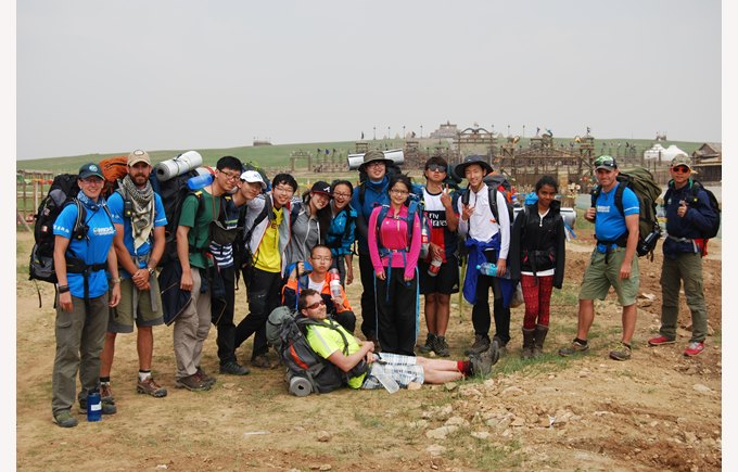 International Award Year 8 - Xilamuren Grasslands Inner Mongolia