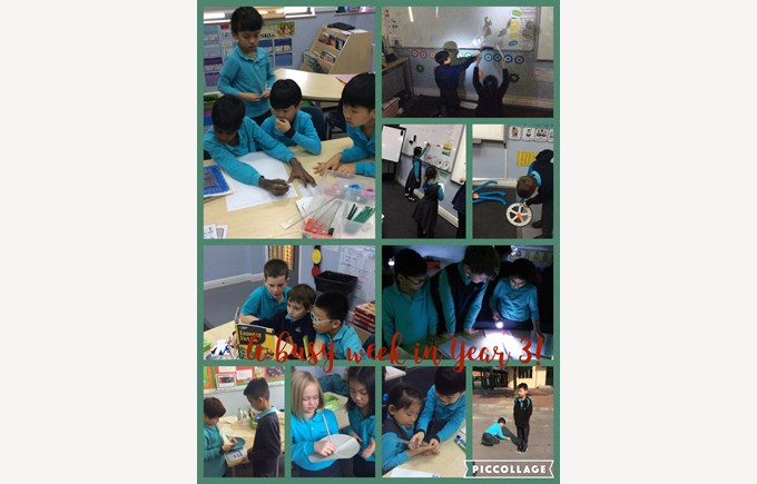 Exploring our learning in Year 3