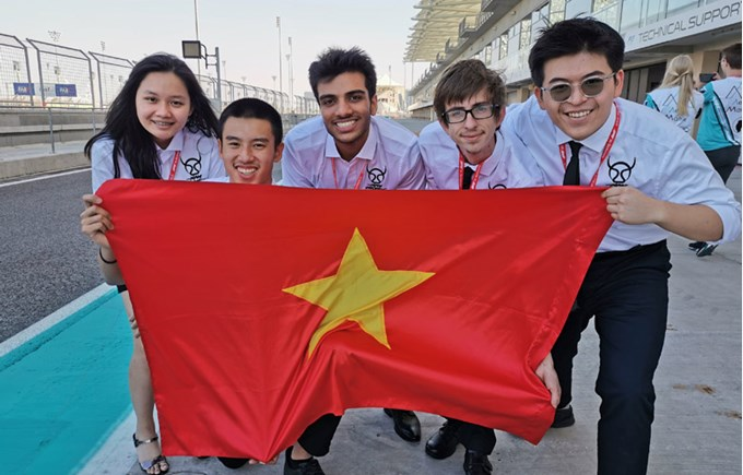 Nam Phong Racing - F1 in Schools World Finals 2019