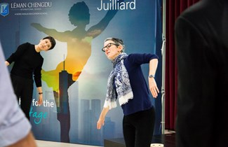 Juilliard Dance Launch 2