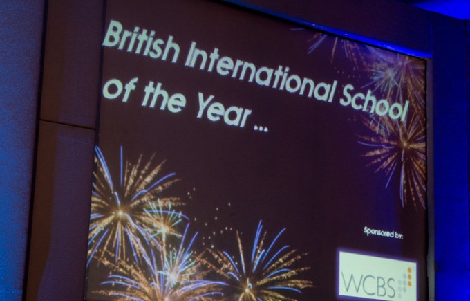 The British International School Awards 2018