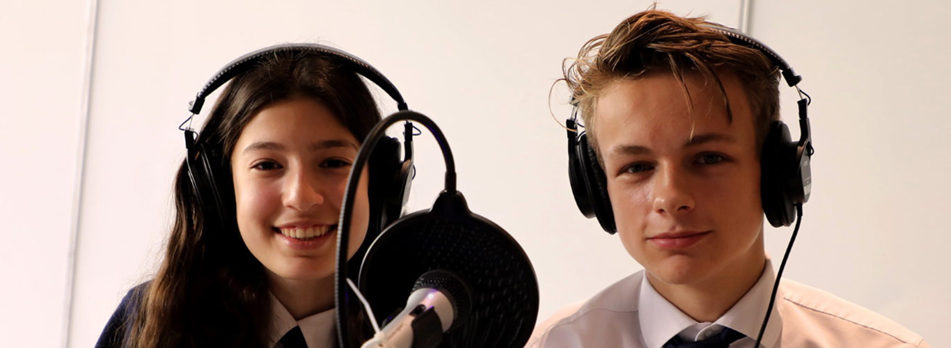 A Little Bit of Genius Nord Anglia Podcast