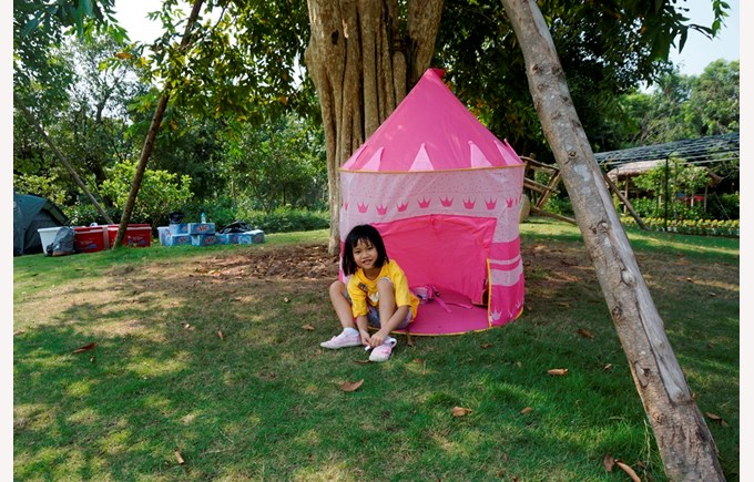 BVIS Hanoi student Y2 camping (5)
