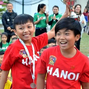 BVIS Hanoi Students Primary Our School