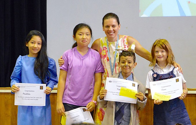 Book Week Competition Winners
