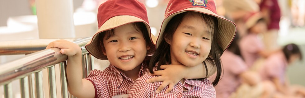 Bilingual school in HCMC