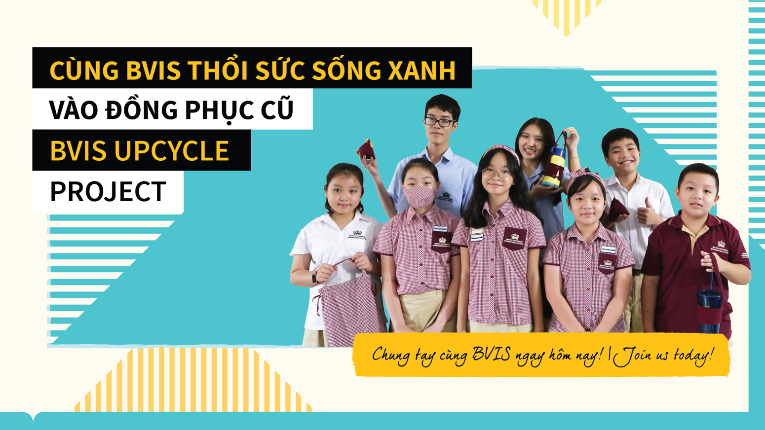 BVIS HCMC Upcycle Project