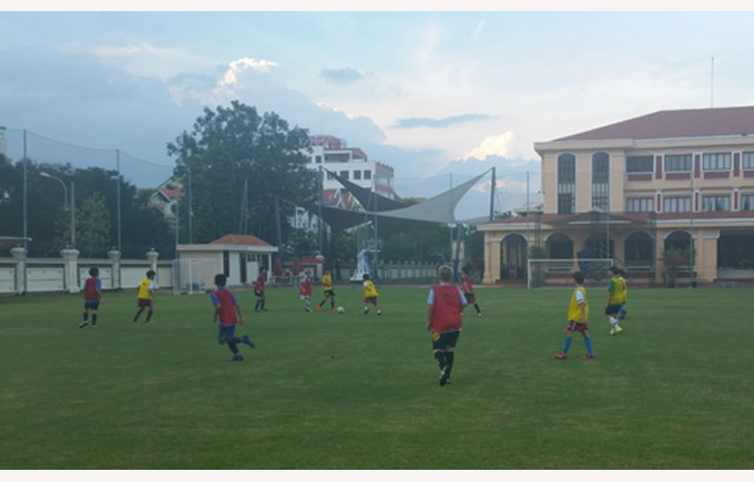 U13 BIS HCMC Boys Football