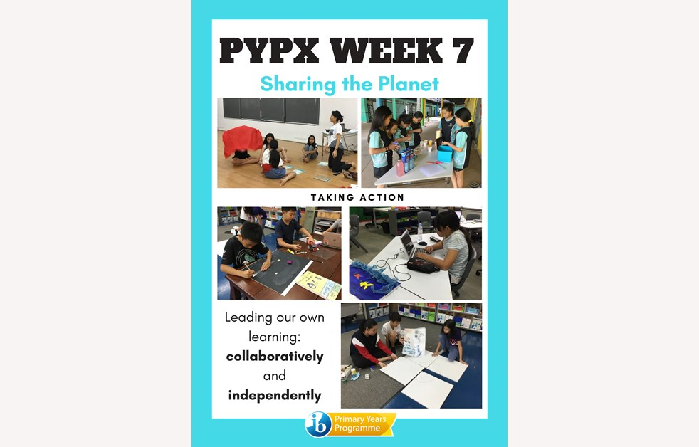 Northbridge International School Cambodia - PYP Exhibition