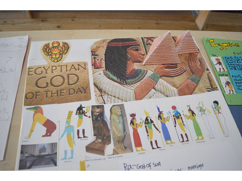 Year 3 Egypt Assembly Presentation