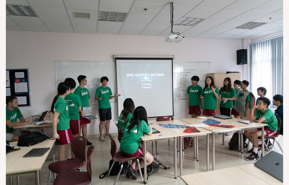 STEAM MIT Challenge British International School Hanoi 1