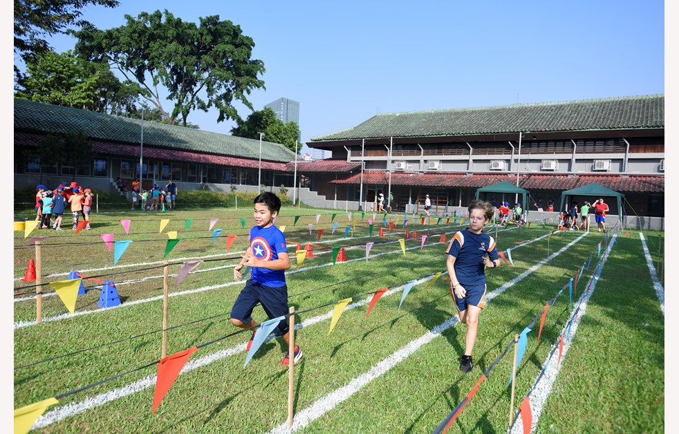 NIS Sports Day 2018