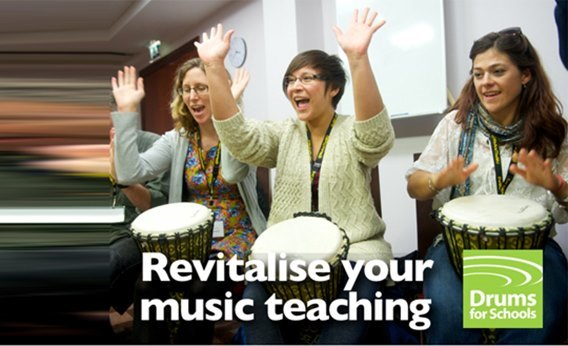 Revitalise Your Music Teaching with Andy Gleadhill