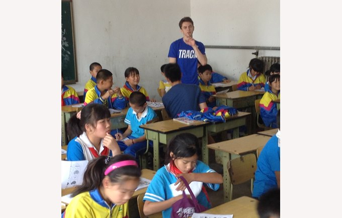 cas students visited migrant school with mcf   written by jack