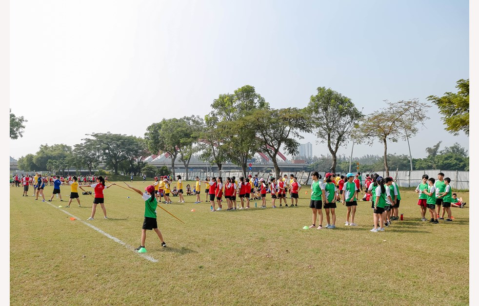 BVIS HCMC Sports Day 2019
