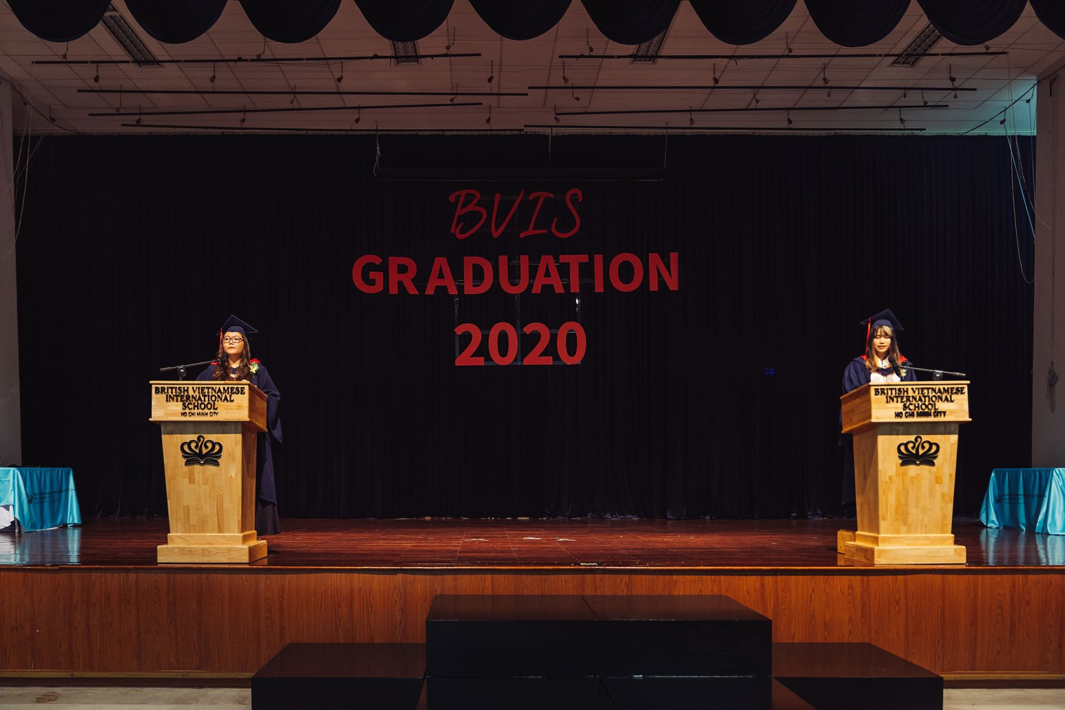 BVIS HCMC Graduation Ceremony 2020