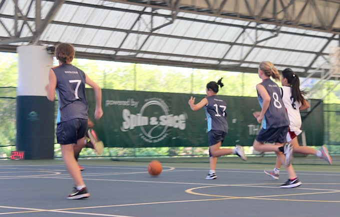 DCIS Under 13s Team Compete in the FOBISIA Games in Thailand