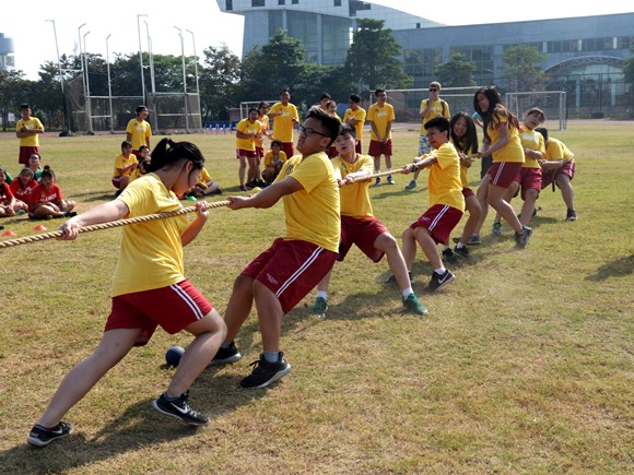 Secondary Sports Day 2016 - 2017