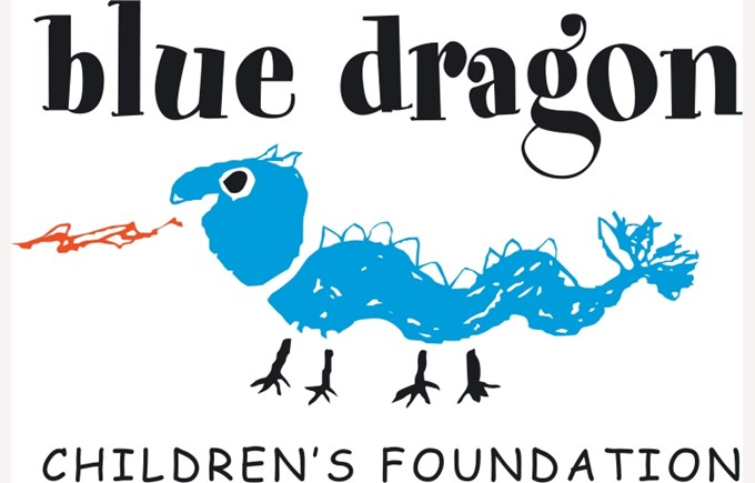 Blue Dragon Foundation logo