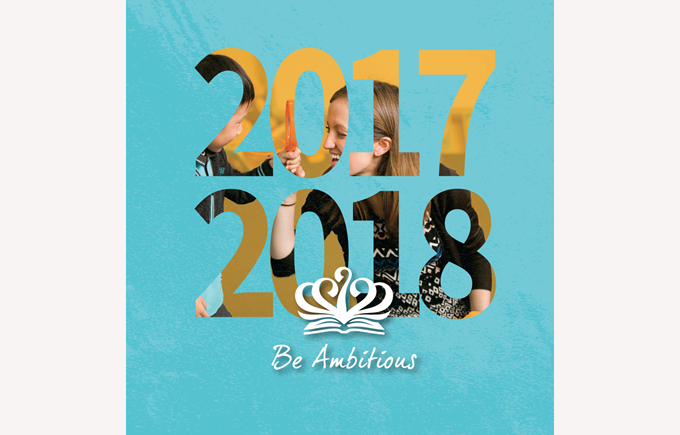 BSG Yearbook Cover 2018