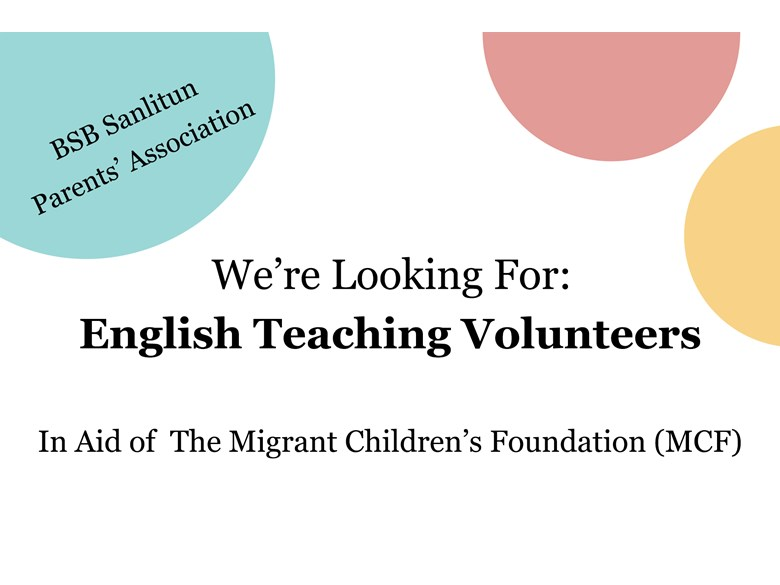 English Teaching Volunteers
