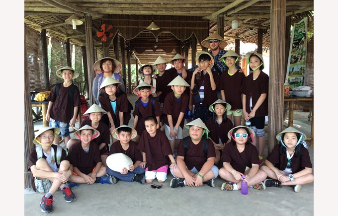 Year 6 Expedition to Hoi An