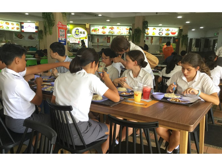 Dover Court International School Singapore, Year 8 Mandarin Trip